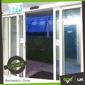 Automatic Door | John Leggott College