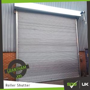 Roller Shutter | Grantham