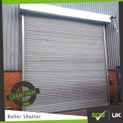 Roller Shutter | Fruehauf HQ