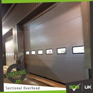 Sectional Overhead | Volkswagen MOT Garage