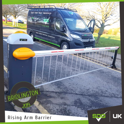 Rising Arm Barrier | Headlands School, Bridlington