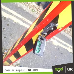 Rising Arm Barrier | Callout Repair