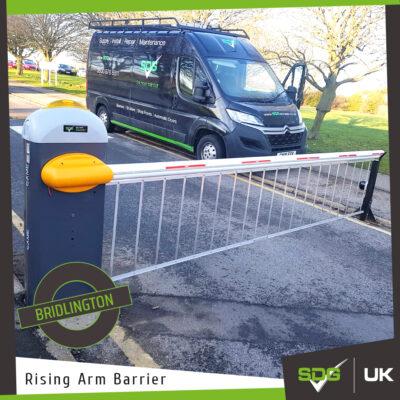 Rising Arm Barrier | Headlands School, Bridlington