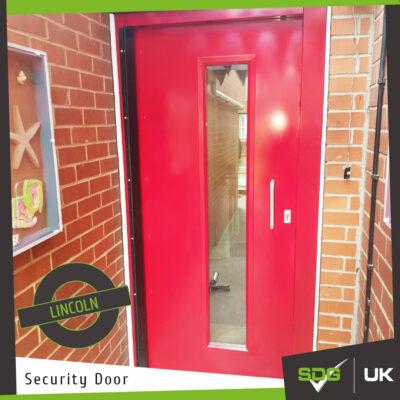 Security Door | Lincoln