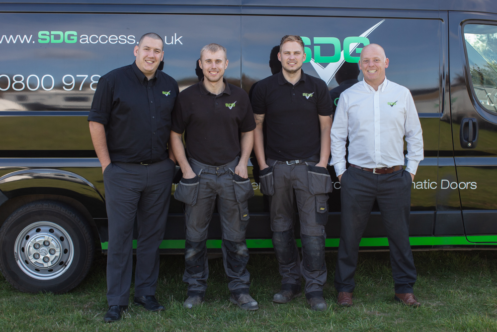 secure doors team