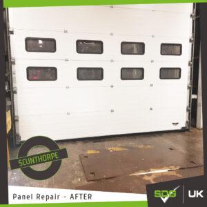 Panel Repair   Clugstons, Scunthorpe