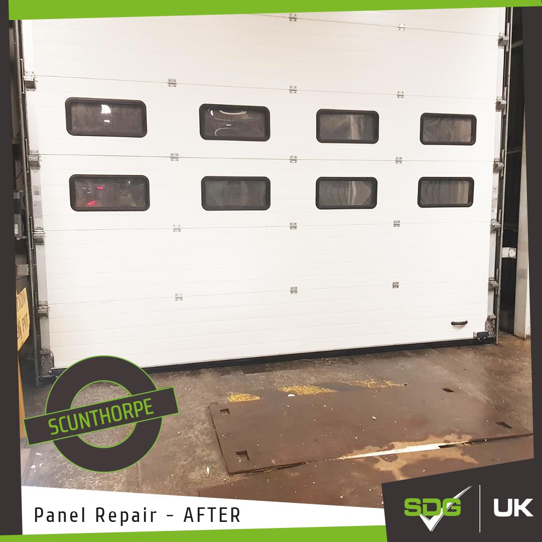 Panel Repairs