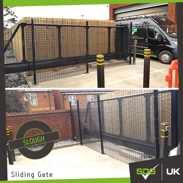 Sliding Gate Installations