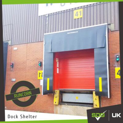 Dock Shelter | DHL Runcorn