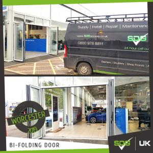 Volkswagen Bi-fold Door | Worcester