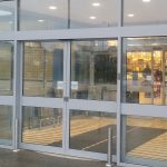 SDG UK Supply And Fit Automatic Shop Front Doors