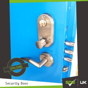 Security Door | Spalding