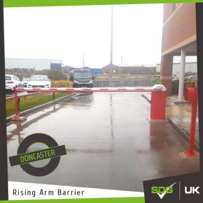 Rising Arm Barrier | Doncaster