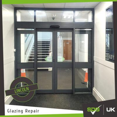 Glazing Repair | Lincoln College