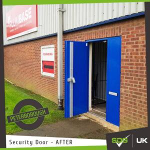Security Door | Plumbase